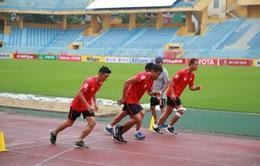 4 trọng tài không vượt qua bài kiểm tra thể lực giữa mùa giải V.League 2019