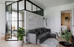 Căn hộ nhỏ, đẹp có cách bố trí nội thất đơn giản