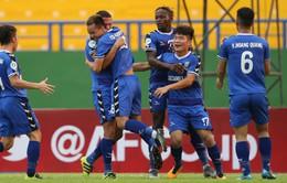 B.Bình Dương được thưởng 300 triệu đồng sau khi vào chung kết AFC Cup 2019 khu vực Đông Nam Á