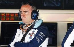 Paddy Lowe rời khỏi vị trí giám đốc kỹ thuật đội Williams