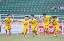 Thắng Viettel trên loạt đá luân lưu, Thanh Hóa giành tấm vé cuối cùng tham dự trận chung kết U15 Quốc gia 2019