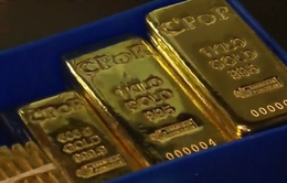 Giá vàng lên mức cao nhất trong 6 năm qua
