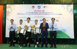 Bốc thăm chia bảng VCK U17 Quốc gia 2019: Viettel, HAGL cùng bảng chủ nhà Tây Ninh