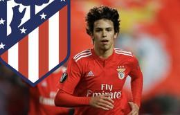 Atletico Madrid dụ dỗ Benfica bán Felix với số tiền khổng lồ