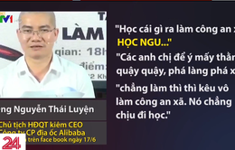 UBND xã Tóc Tiên đề nghị xử lý chủ tịch địa ốc Alibaba miệt thị cán bộ