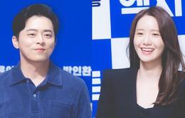Cặp đôi màn ảnh YoonA và Jo Jung Suk cùng tung hô đối tác