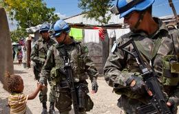 LHQ rút phái bộ gìn giữ hòa bình khỏi Haiti