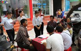 Ngày Gia đình Vỉệt Nam: Cả nhà cùng nhau đi hiến máu