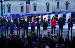 Bầu cử Mỹ 2020: Bước chạy đà của đảng Dân chủ