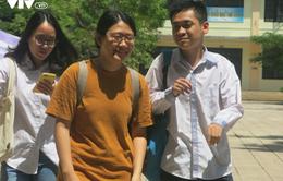 Kết thúc kỳ thi THPT Quốc gia 2019, các thí sinh đã có thể thở phào