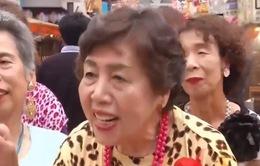 Nhật Bản: Các cụ bà biểu diễn đường phố chào mừng Hội nghị thượng đỉnh G20