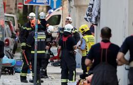Sập nhà nghi do nổ khí gas ở Áo