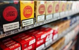 Đức ủng hộ cấm quảng cáo thuốc lá