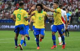 """Brazil mất """"kẻ thay thế Neymar"""" ở chung kết Copa America 2019"""