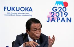 Hội nghị Bộ trưởng Tài chính và Bộ trưởng Y tế năm 2019