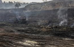 Cháy rừng lan rộng tại Tây Ban Nha
