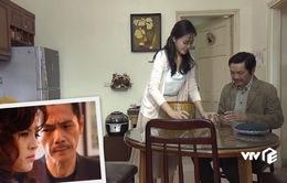 """Trước """"Về nhà đi con"""", Thu Quỳnh từng làm vợ """"bố"""" Trung Anh"""