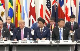 G20 thảo luận về tự do thương mại và kinh tế số