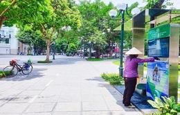 Nhiều tiện ích công cộng miễn phí tại Hà Nội