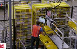 Robot có làm bạn lo lắng sẽ mất việc?