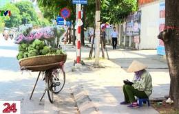 Hà Nội ngày nắng nóng kỷ lục
