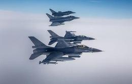 NATO tập trận không quân tại Baltic