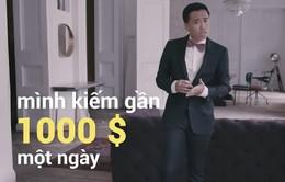 Thực hư chuyện kiếm 1.000 USD/ngày gây xôn xao trên YouTube Việt Nam