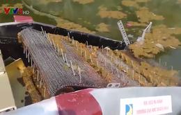 Chung tay bảo vệ môi trường với sáng kiến máy thu gom rác thải biển