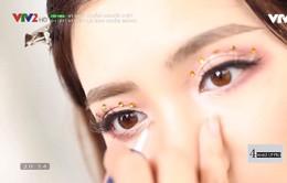 Cách vẽ mắt vương miện giúp bạn xinh như nàng công chúa