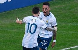 Video HIGHLIGHTS: Venezuela 0 - 2 Argentina (Tứ kết Copa America 2019)
