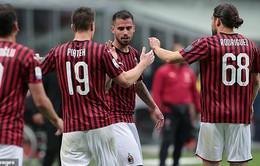 Mất suất dự Europa League, AC Milan gặp họa