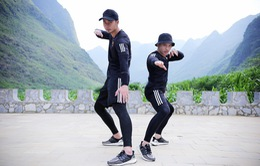 Cuộc đua kỳ thú 2019: Hai chàng trai đội Đen gặp khó vì... chênh lệch chiều cao