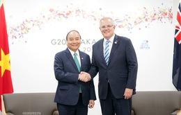 Đưa quan hệ đối tác chiến lược giữa Việt Nam và Australia lên tầm cao mới
