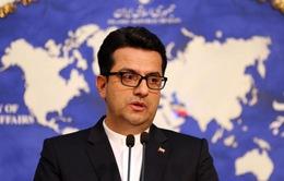 Iran sẽ quyết đoán hơn nếu cơ chế thương mại của EU đổ vỡ