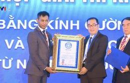 Hội ngộ kỷ lục gia Việt Nam lần thứ 38