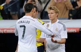 """Real Madrid làm phép thử cuối cho """"thần đồng Na Uy"""""""