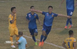 VIDEO Highlights: SLNA 2-2 (pen 8-9) CLB Quảng Nam (Vòng 1/8 Cúp Quốc gia 2019)
