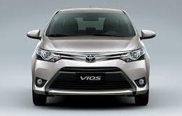 Thu hồi Toyota Vios lần 4 vì lỗi túi khí