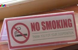 Kiểm tra thực hiện Luật phòng chống tác hại thuốc lá tại Hải Phòng