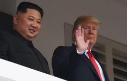 Tổng thống Mỹ đề xuất gặp gỡ nhà lãnh đạo Triều Tiên