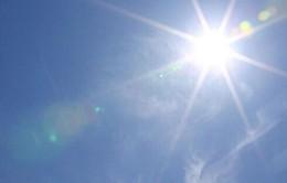 Hôm nay (3/6), miền Bắc bước vào đợt tăng nắng, tăng nhiệt