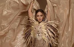 """Trước thềm """"Lion King"""" phiên bản điện ảnh, Beyoncé hóa thành chúa sơn lâm"""