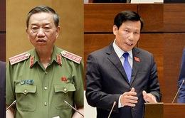 [INFORGRAPHIC] 4 Bộ trưởng trả lời chất vấn tại kỳ họp thứ 7, Quốc hội khóa XIV