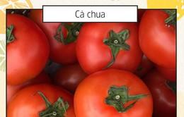 [INFOGRAPHIC] 10 thực phẩm tốt cho mùa Hè