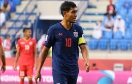 CHÍNH THỨC: Chân sút vĩ đại nhất Thái Lan trở lại Nhật thi đấu