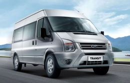 Ford Việt Nam triệu hồi gần 1.400 chiếc Ford Transit