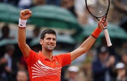 Pháp mở rộng 2019: Djokovic dễ dàng vượt qua Struff