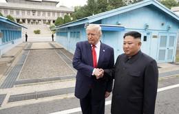 Mỹ - Triều nhất trí tái khởi động đàm phán sau cuộc gặp tại DMZ
