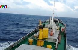 Huy động 20 tàu các loại tìm kiếm 10 thuyền viên mất tích trên biển Hải Phòng