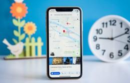 Google Maps cập nhật tính năng cho người dùng phương tiện công cộng